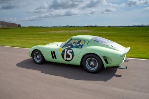 Lime 62 Ferrari Gto Gto Ferrari Car