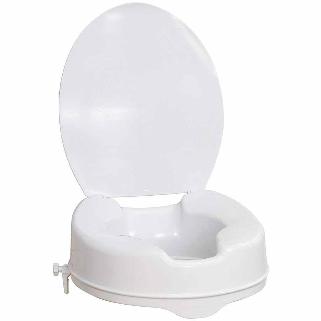 Aquasense Raised Toilet Seat Toilet Seat Ada Toilet Bath Fixtures