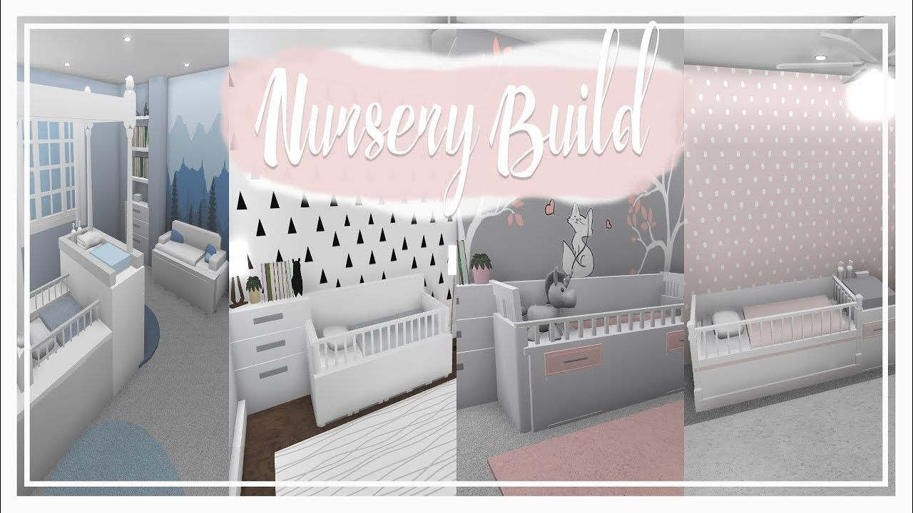 Baby Bedroom Ideas Bloxburg Variant Living Baby Room Design Tiny House Bedroom Diy House Plans