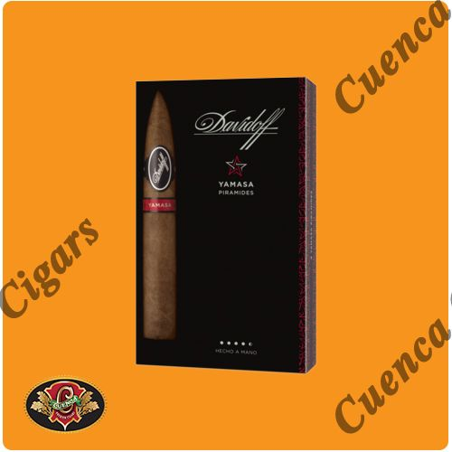 Davidoff Yamasa Piramide Cigars - Box of 4 - Price: $73.90
