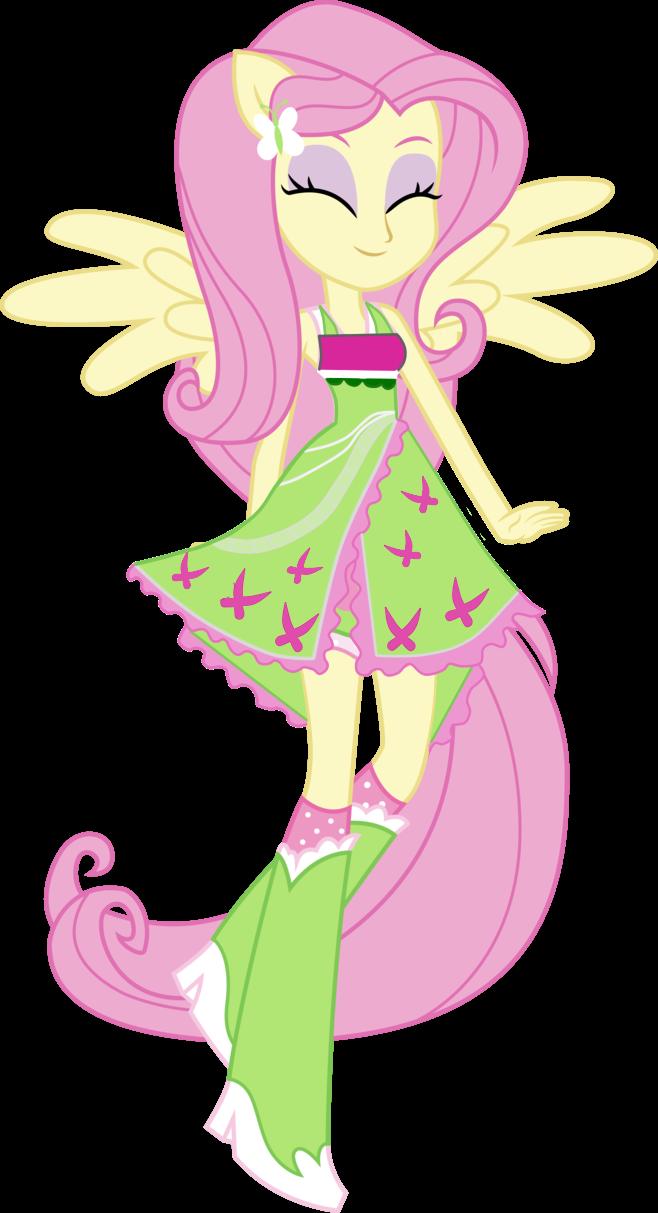 Fluttershy Legend of Everfree Ponyup by MLGSkittles