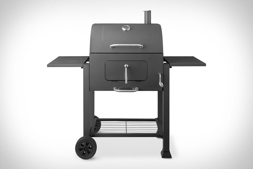 Landmann Napa Charcoal Grill Charcoal Grill Barbecue Grill Outdoor Cooking Area
