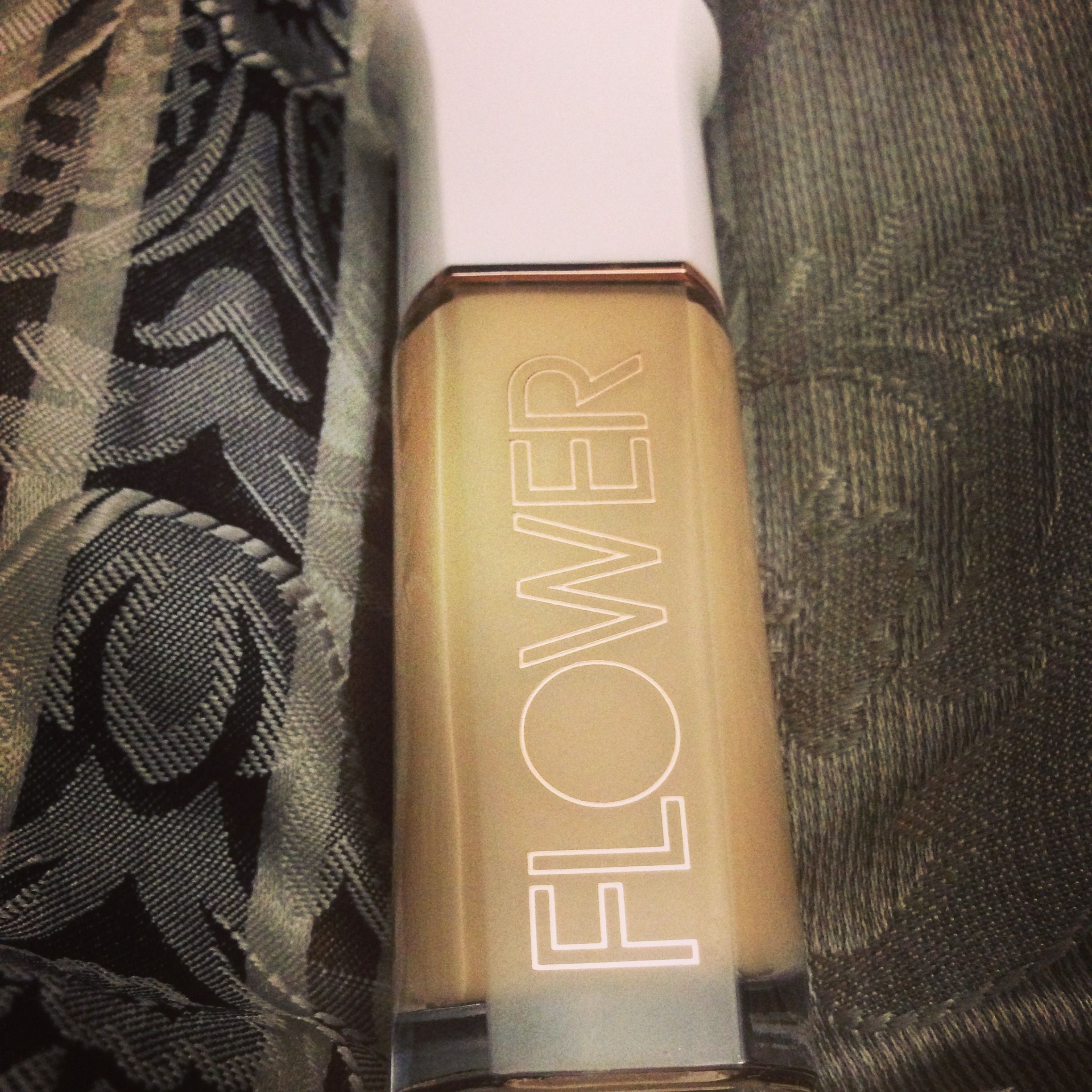 Drew barrymores new flower beauty makeup line foundation in the drew barrymores new flower beauty makeup line foundation in the 6th shade mac equivalent to nc 25 izmirmasajfo