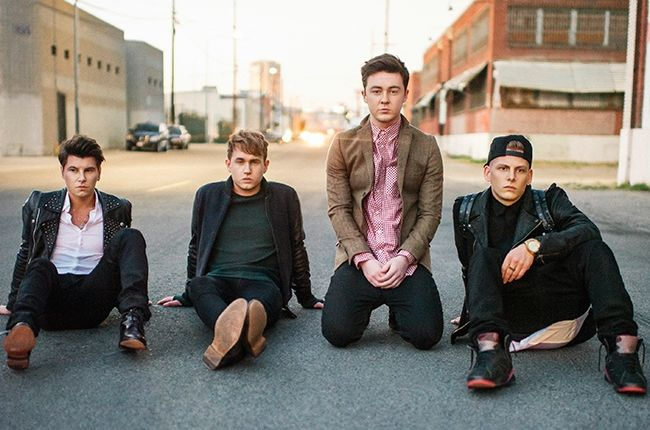 Get famailar with up and coming boy band sensation and our #ArtistOfTheWeek Rixton! #Music