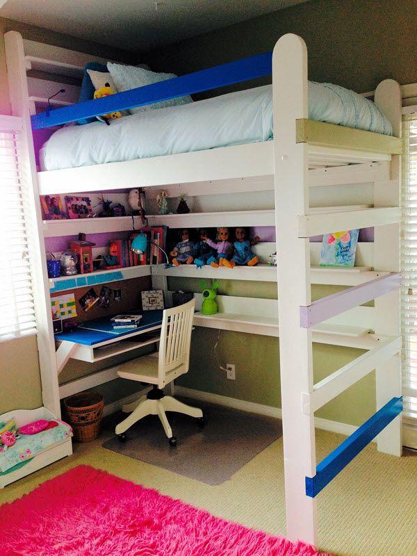 Tall Loft Bed Loft Bed Bed Boy S Room