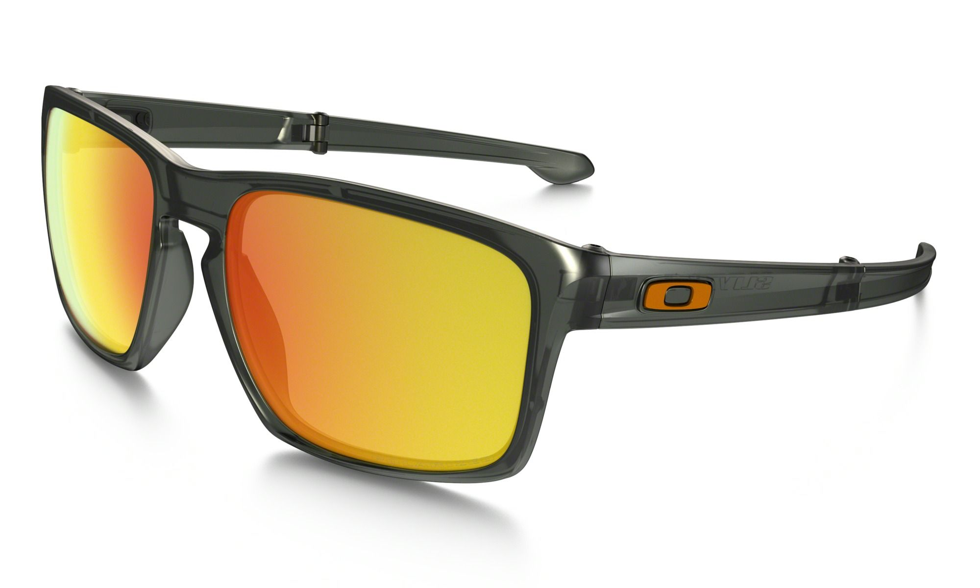 Oakley Sliver F Olive Ink with Fire Iridium (With images