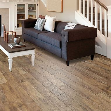 Select Surfaces Driftwood Laminate Flooring Sam S Club House Flooring Basement Flooring Laminate Flooring
