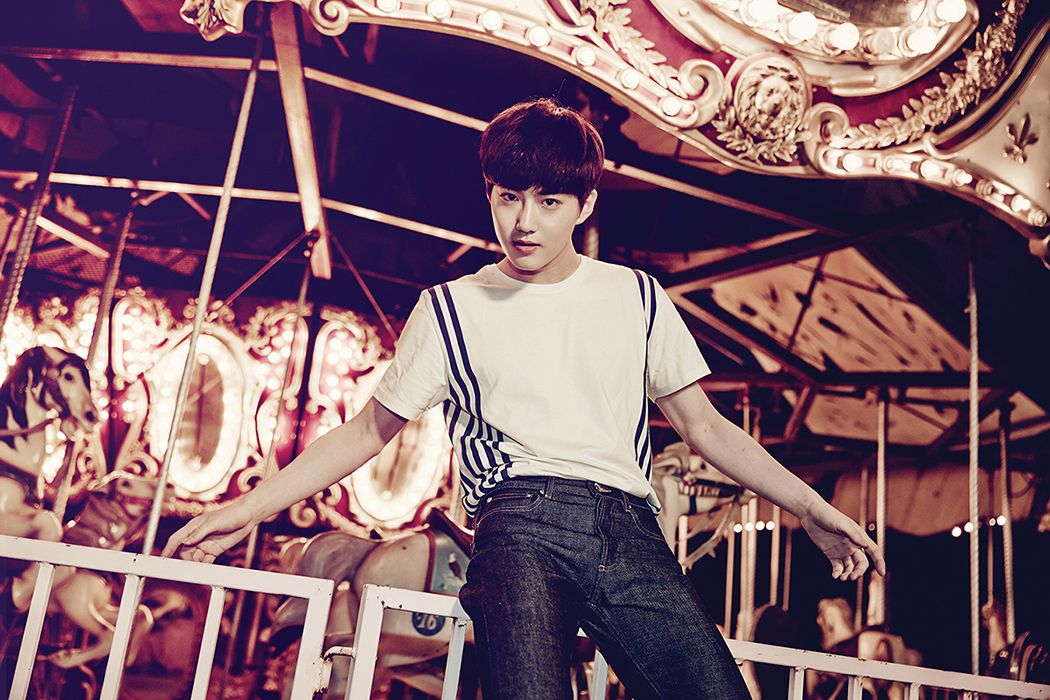 Suho || LOVE ME RIGHT