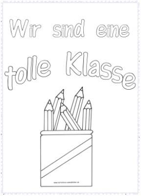Deckblatter Vorlagen Schule Deckblatter Ausmalen Ausmalbilder