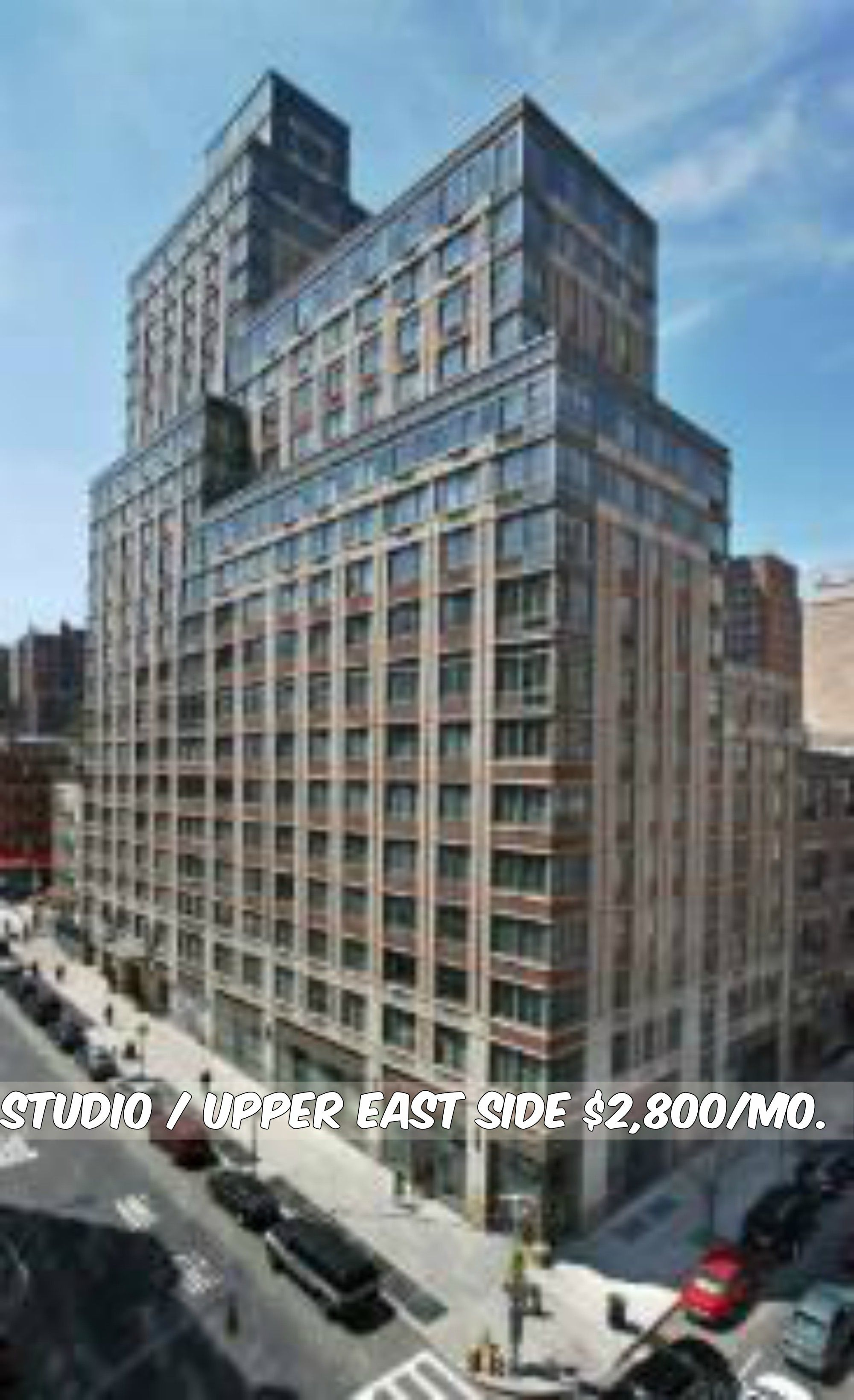 Studio Apt For Rent In Upper East Side At 2 800 Mo Doorman