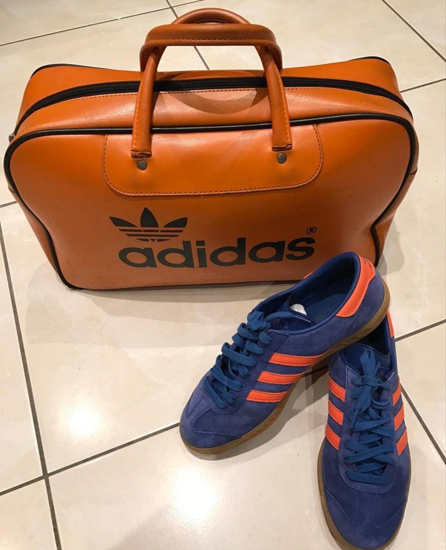 333670d49ed1 Stunning vintage Peter Black bag and Hamburgs