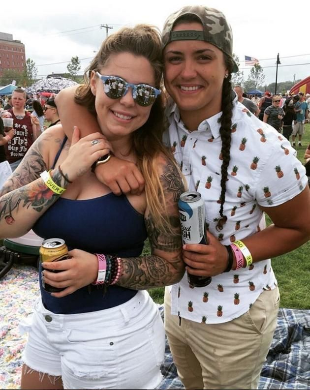 Kailyn Lowry: Moving On From Javi Marroquin With a Woman? | Kaitlyn ...