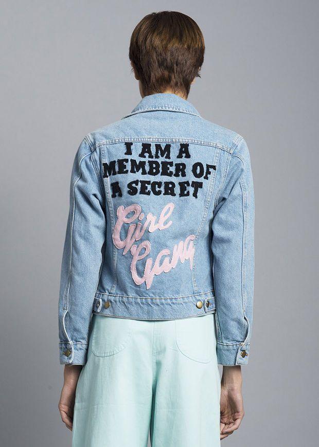 Patch Adams Membership Jacket 7pDmwq