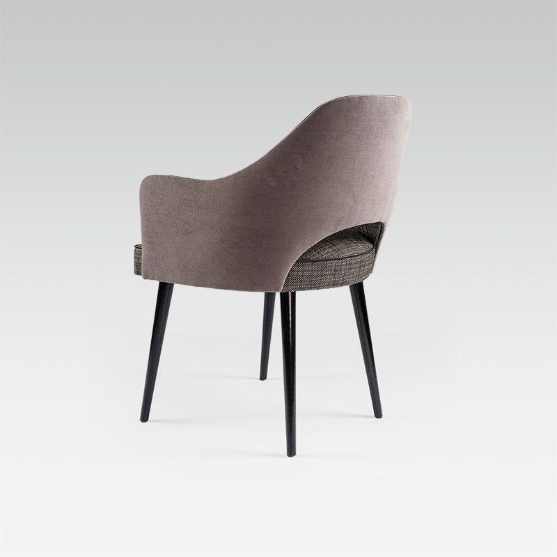 Fauteuil scala 3 chaise accoudoir fauteuil chaises de Fauteuil de table a manger