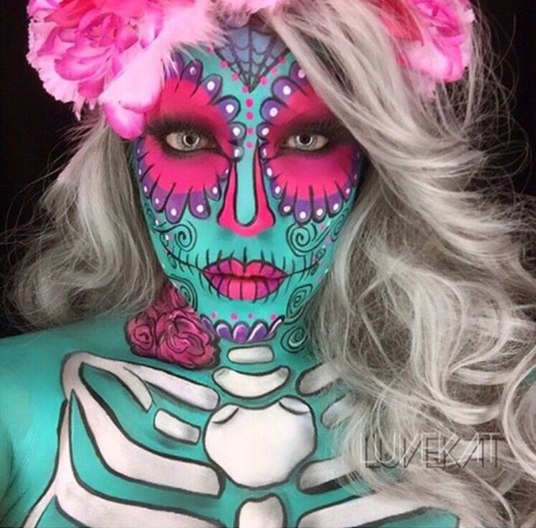 Day Of The Dead Crafts Pinterest