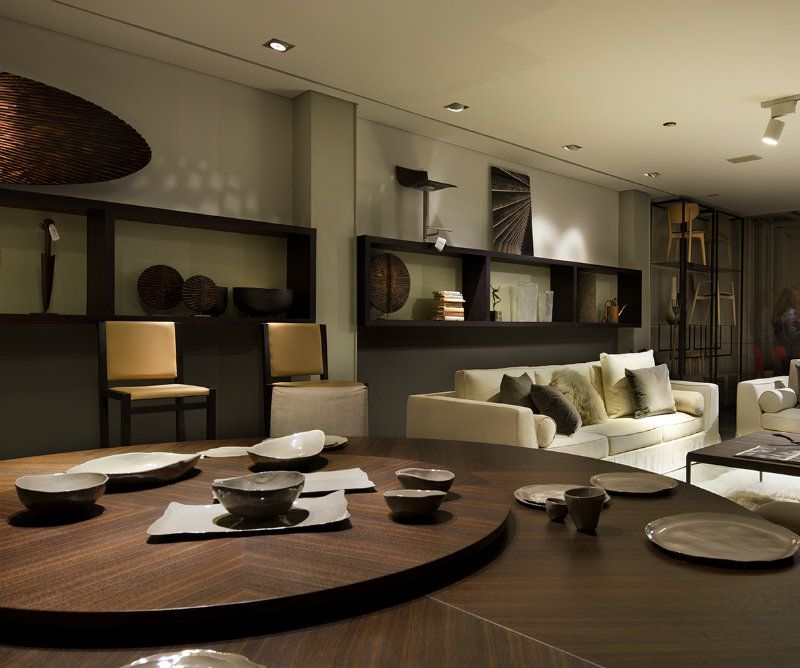 Top 10 interior designers in France Christian liaigre Modern