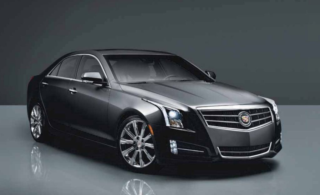 Cadillac Ats Coupe 2014 Cadillac ATS Black Edition – Top Car ...