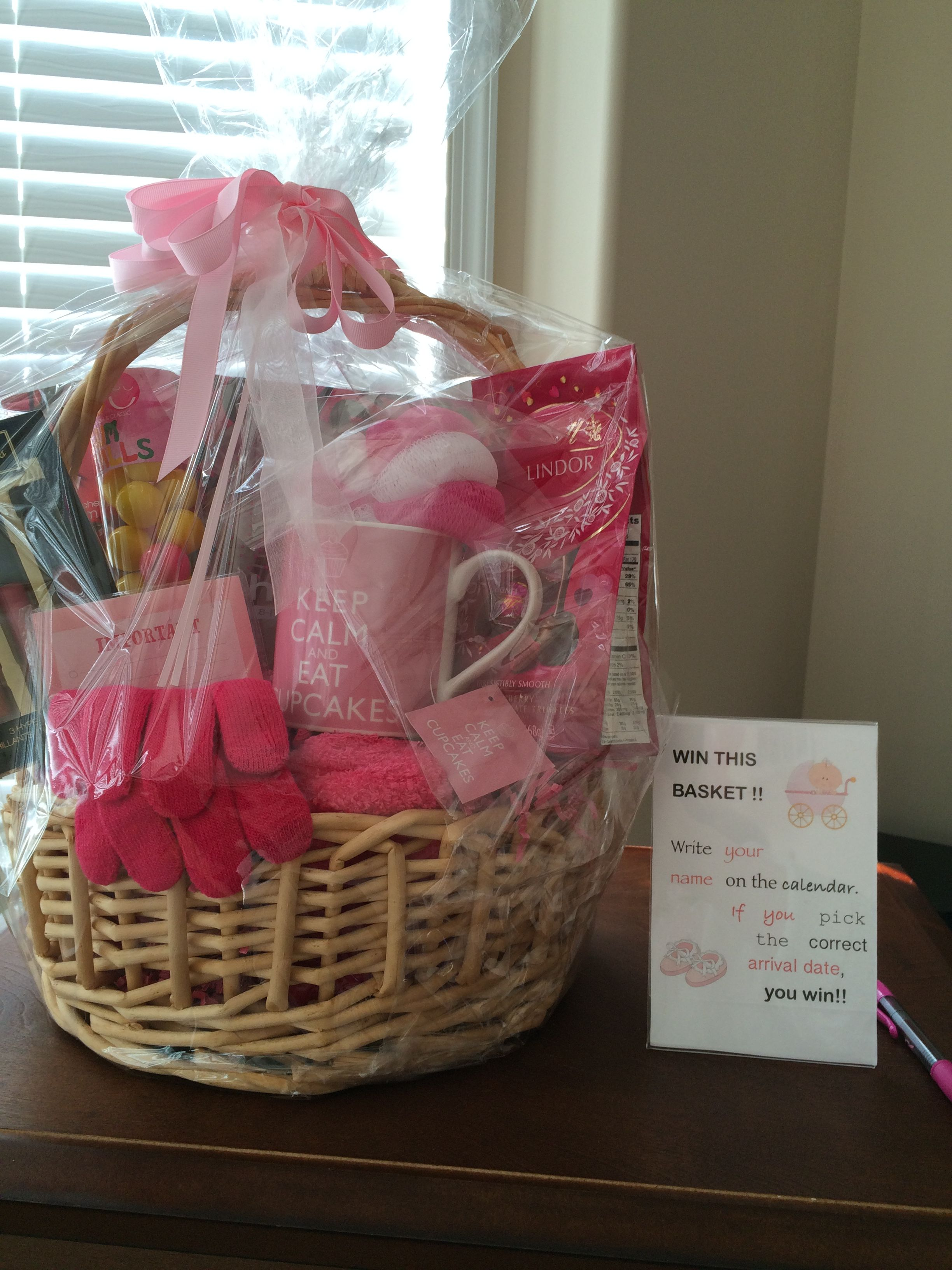 Good giveaway prizes for baby shower