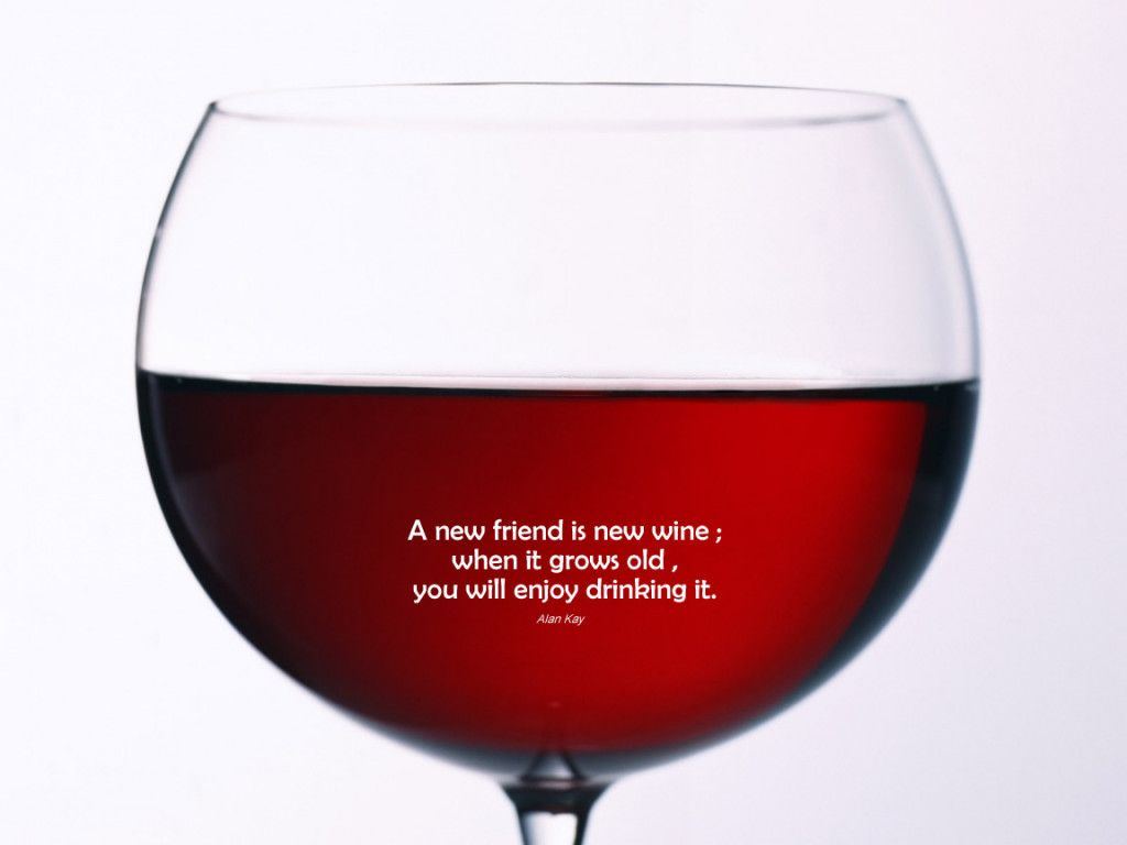 Wine And Friendship Wine Quotes Wine Wine Country Gift Baskets
