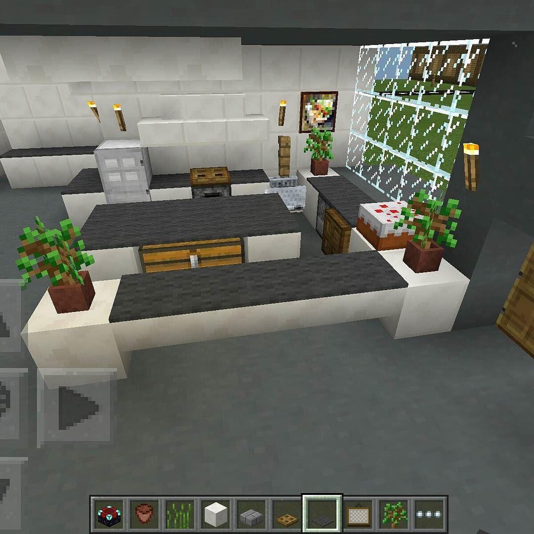 Minecraft Kitchen Ideas: Pin By Itzel Alvarez On Minecraft