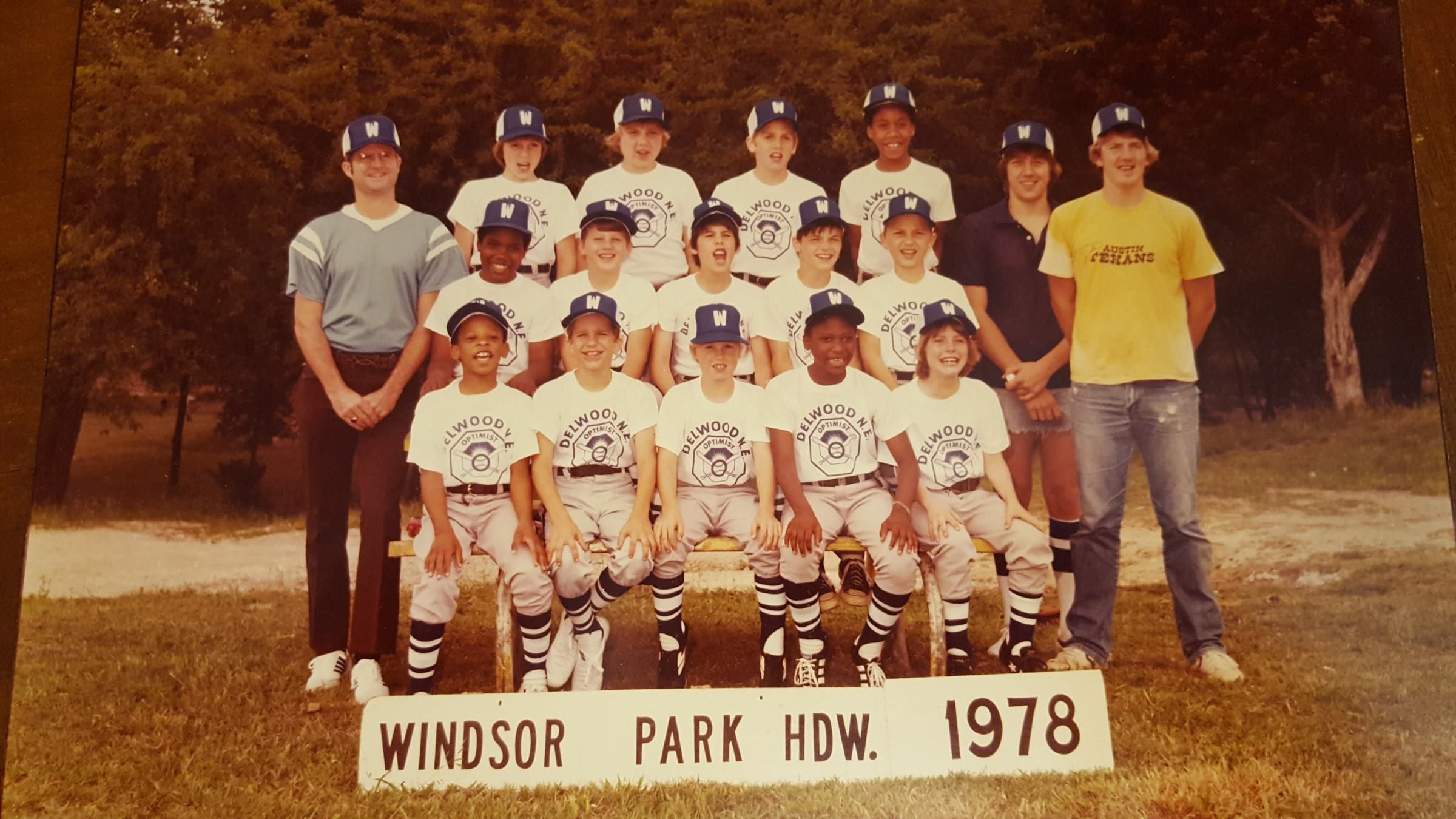 Little League Baseball & Windsor