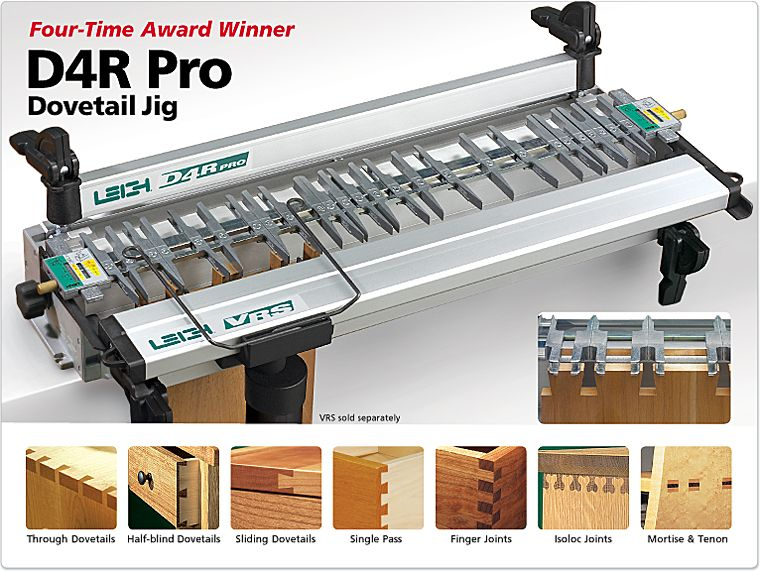 Leigh D4r Pro Dovetail Jig And Box Joint Jig Dovetail Jig Leigh Dovetail Jig Box Joints