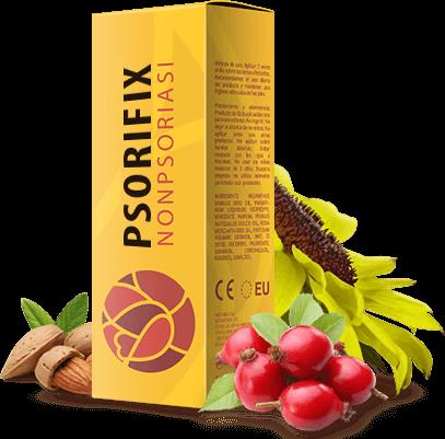 Psorifix crème is een cosmetische product van natuurlijk plantaardige ingrediënten wat zeer effectief werkt om je psoriasis te verminderen en om van je droge huid af te komen.