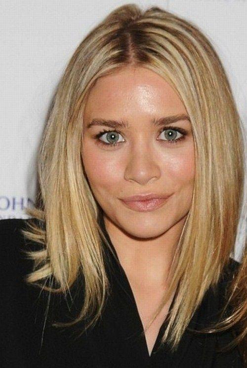 Ashley Olsen Color Hair