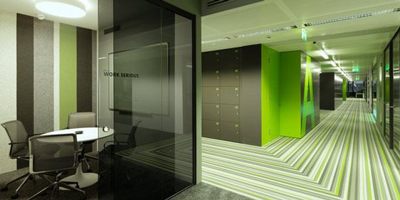 Microsoft Office by INNOCAD Architecture - Office Snapshots