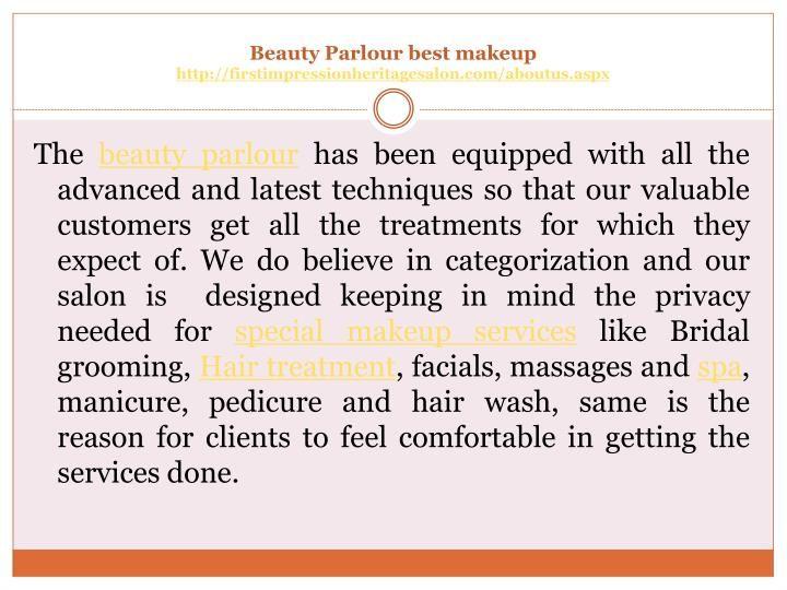Beauty parlour best makeup best makeup products makeup