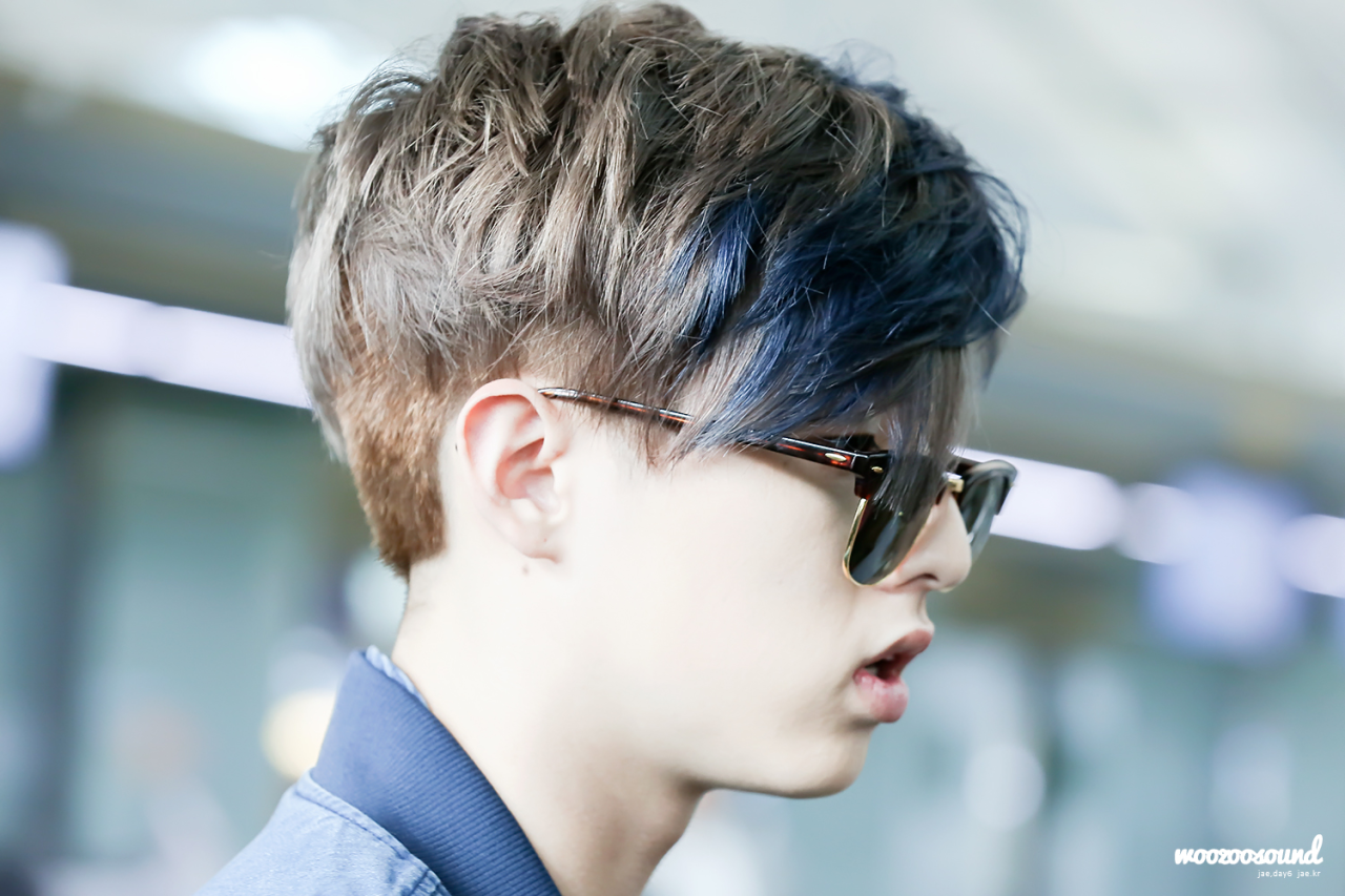 DAY6 Jae © WOOZOO SOUND    Do not edit.