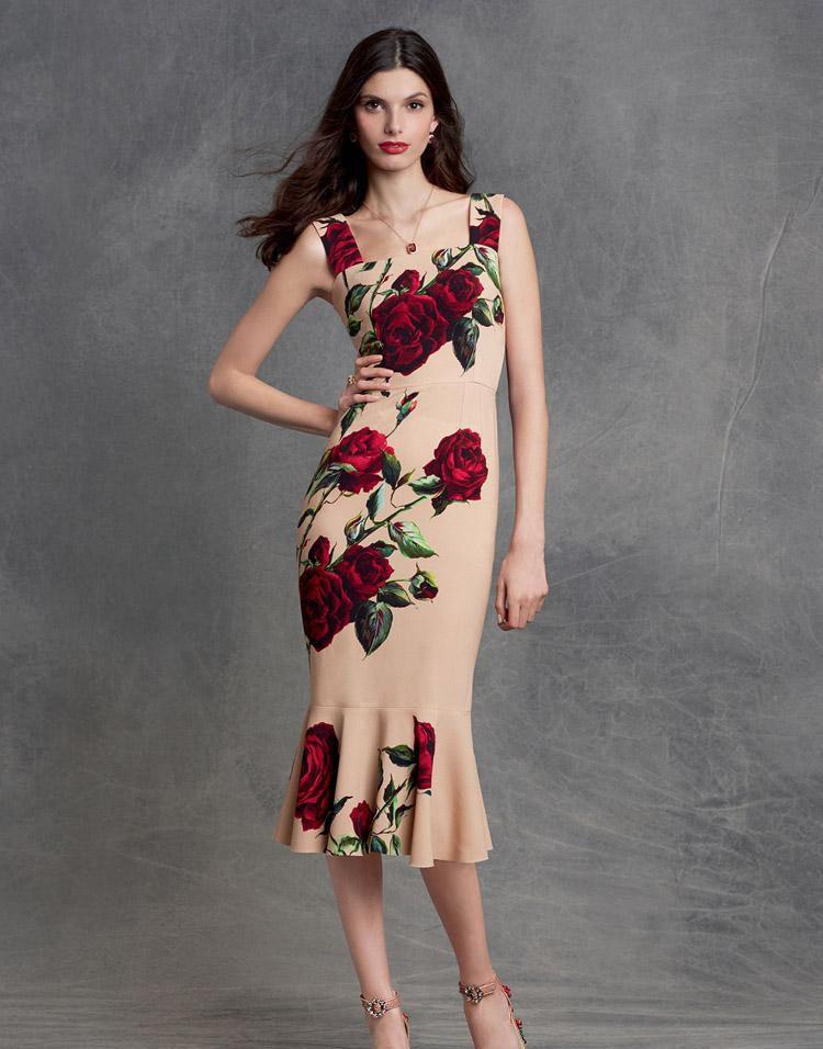 Dolce & Gabbana Alta Moda Fall 2015 | Gypsy | Fashion ...