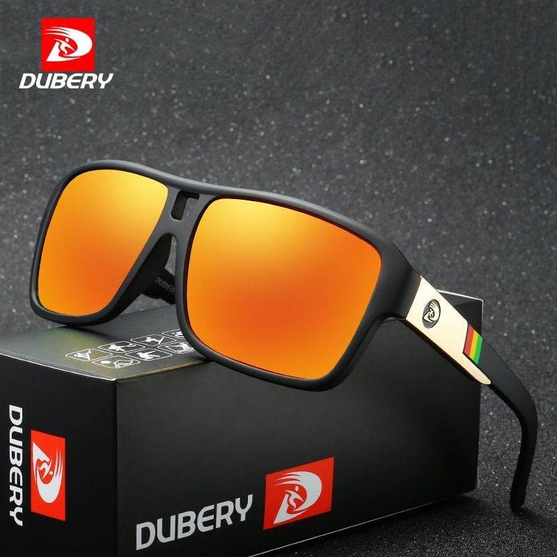 9b8c08bdd5 DUBERY 2018 Men s Polarized Dragon Sunglasses Aviation Driving Sun Glasses  Men Women Sport Fishing Luxury Brand Designer Oculos Review