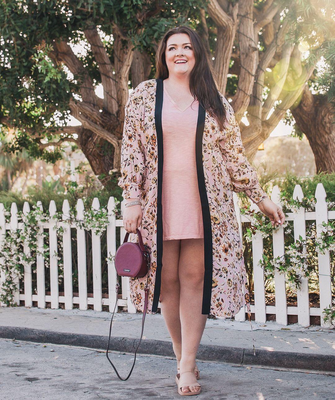 7eca68ba2fd Plus Size Fashion for Women. Blogger  lovelyinla
