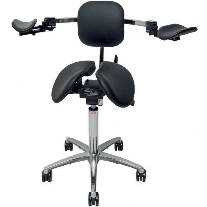 Salli Ergorest Twin Sonography Chair For Better Posture In 2020 Chair Better Posture Cheap Office Chairs