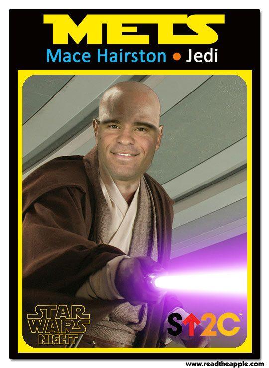 Mace Hairston - Jedi