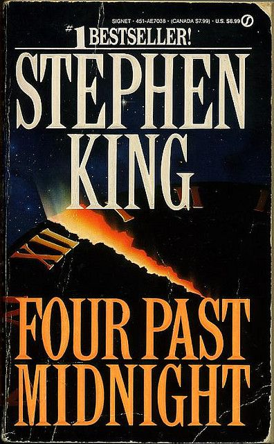 Four Past Midnight By Stephen King Writers I Enjoy Stephen King