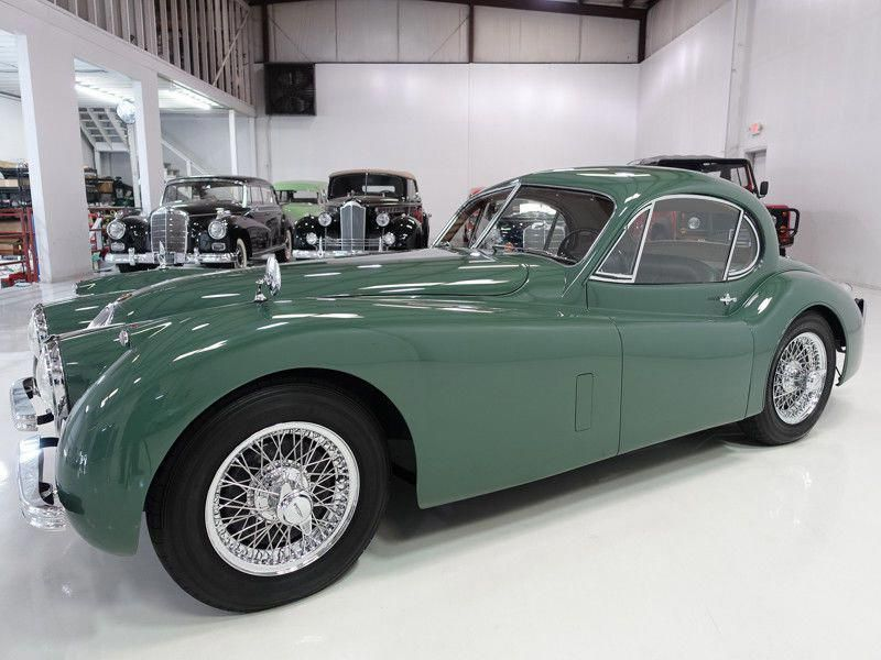 Ebay 1952 Jaguar Xk120se Fixed Head Coupe Beautifully Restored 1952 Jaguar Xk120se Equipped With Special Equipment Classi Jaguar Xk Jaguar Classic Cars