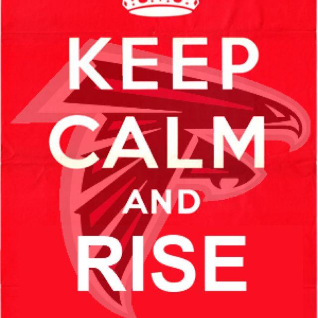 So Inspired By The Atlanta Falcons Marketing Campaign Atlanta Falcons Atlanta Falcons Rise Up Atlanta Falcons Art