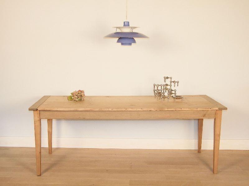 table de ferme - maisonsimone J\u0027aime Pinterest Tables and Room