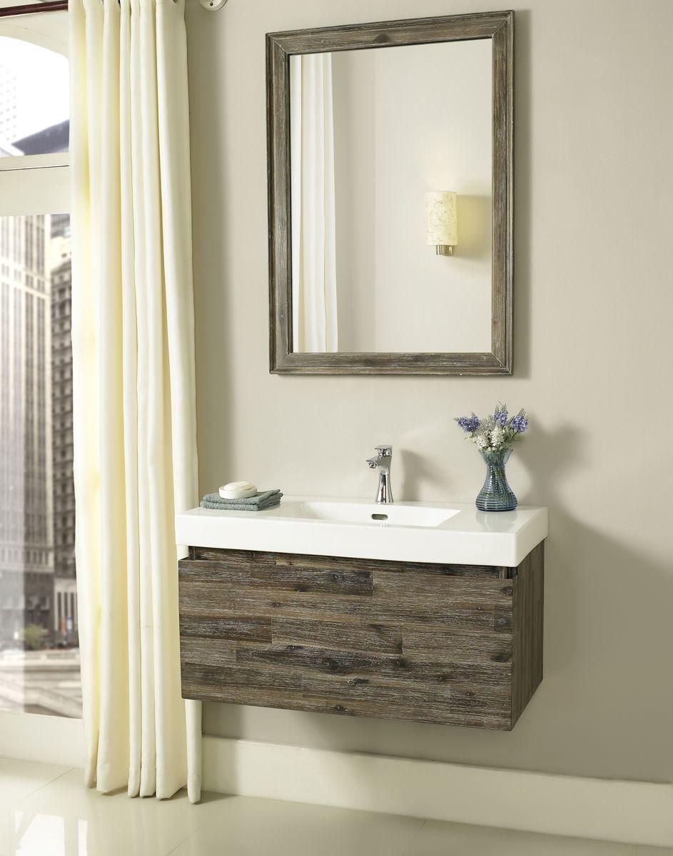 Fairmont Designs Acacia Bathroom Vanity | Ferguson Trends ...