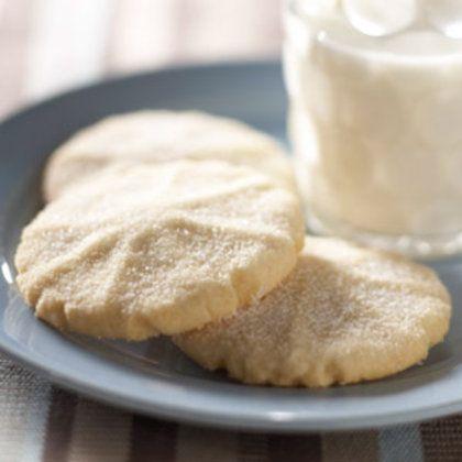 Knusprig Vanille-Zuckerplätzchen
