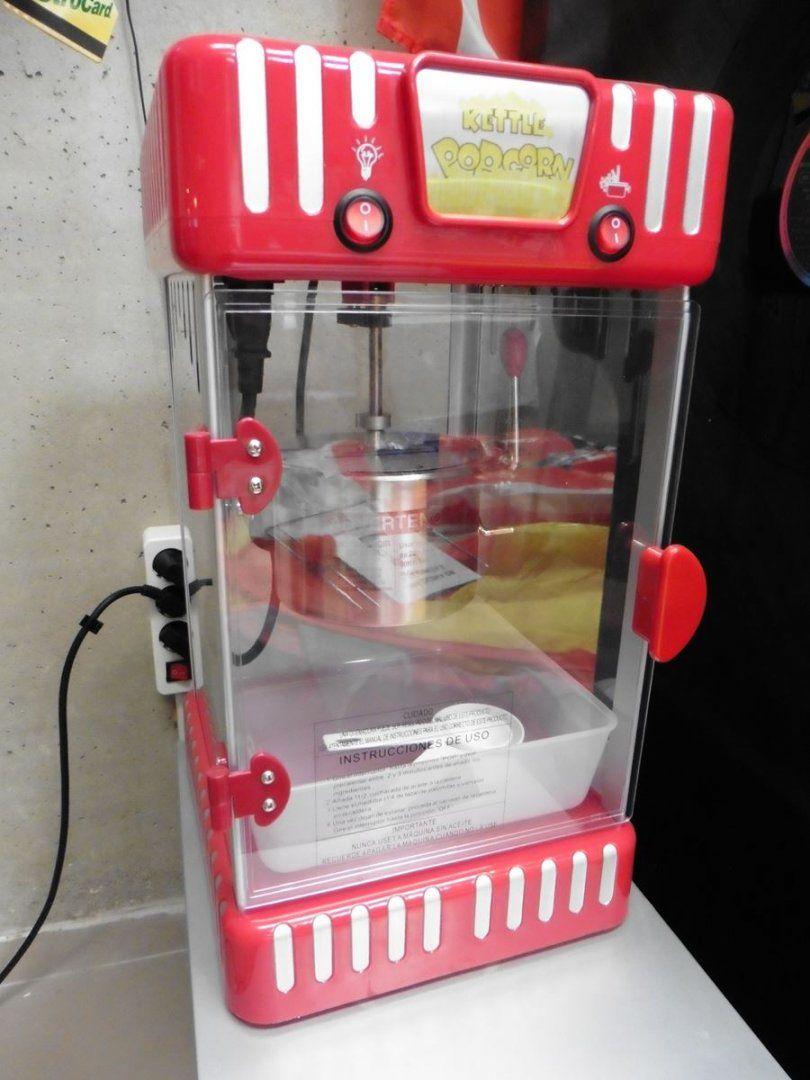 20,00€ · Palomitero Kettle Popcorn · Máquina para hacer palomitas ...