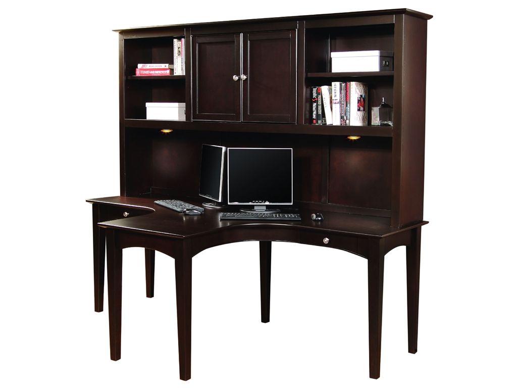 Aspenhome Home Office E2 Dual T Desk I19 380 Furniture Showcase Stillwater Ok