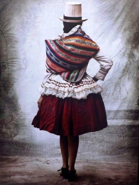 """Alta Moda"" Exhibit Celebrates Peruvian Style - Accessories Magazine"