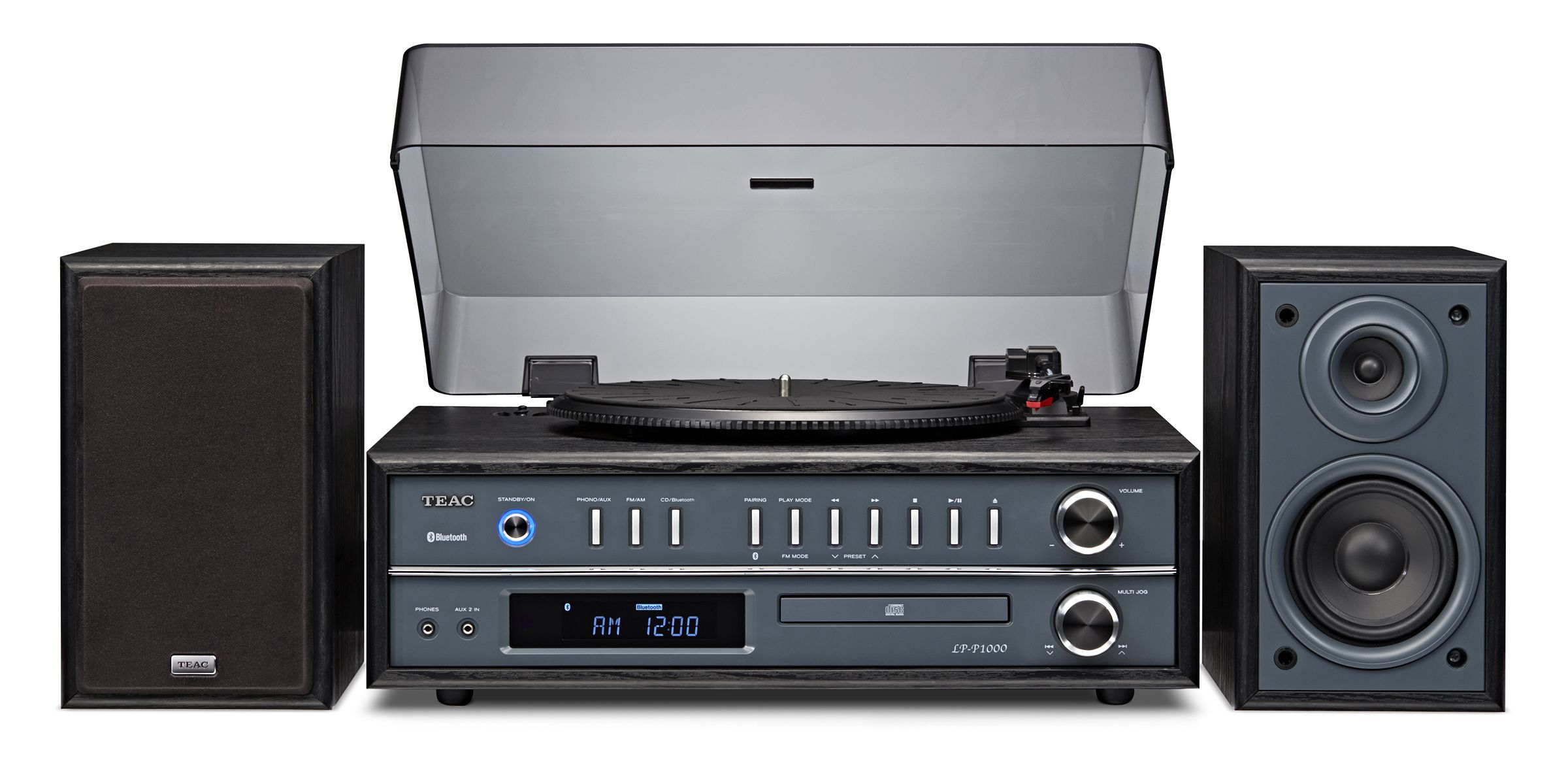 Teac LP P1000 Turntable Stereo System with Bluetooth® in a