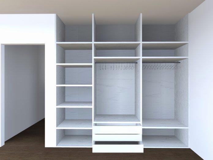 cabina armadio in cartongesso Nuovo 25 Impressionante ...