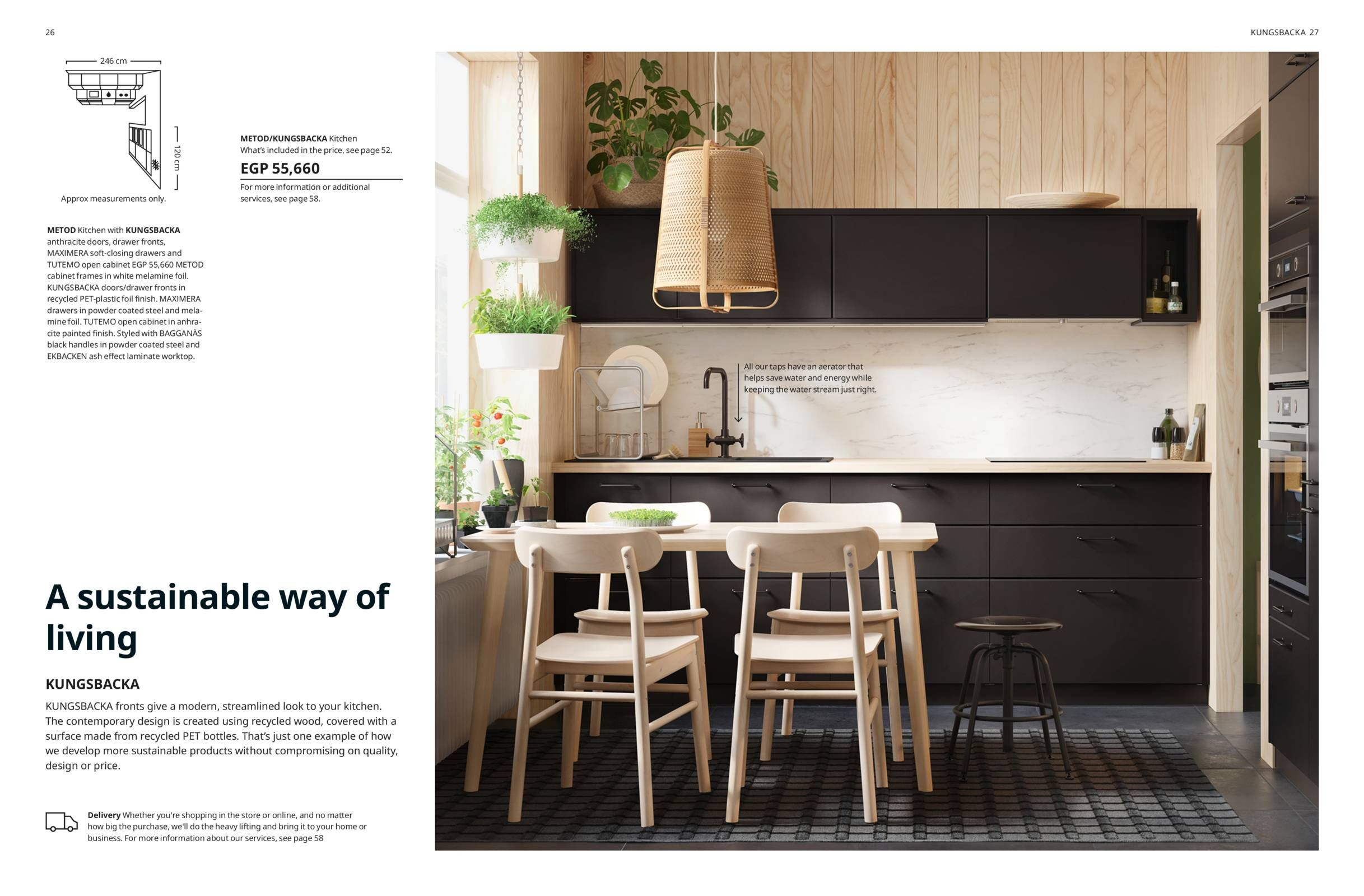 A sustainable way of living - IKEA Kitchens brochure 2020 ...