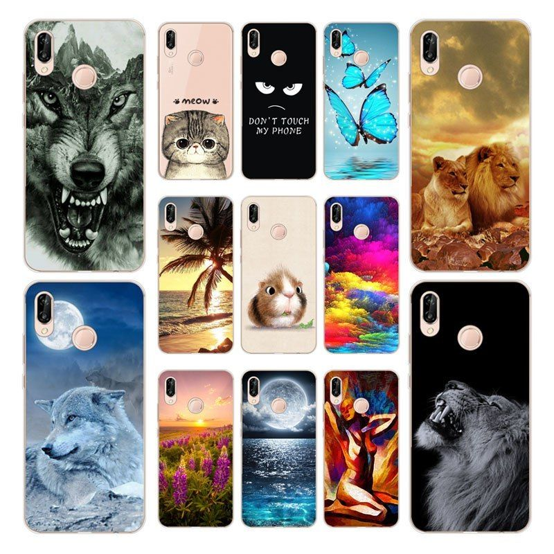 coque huawei p20 lite don't touch my phone