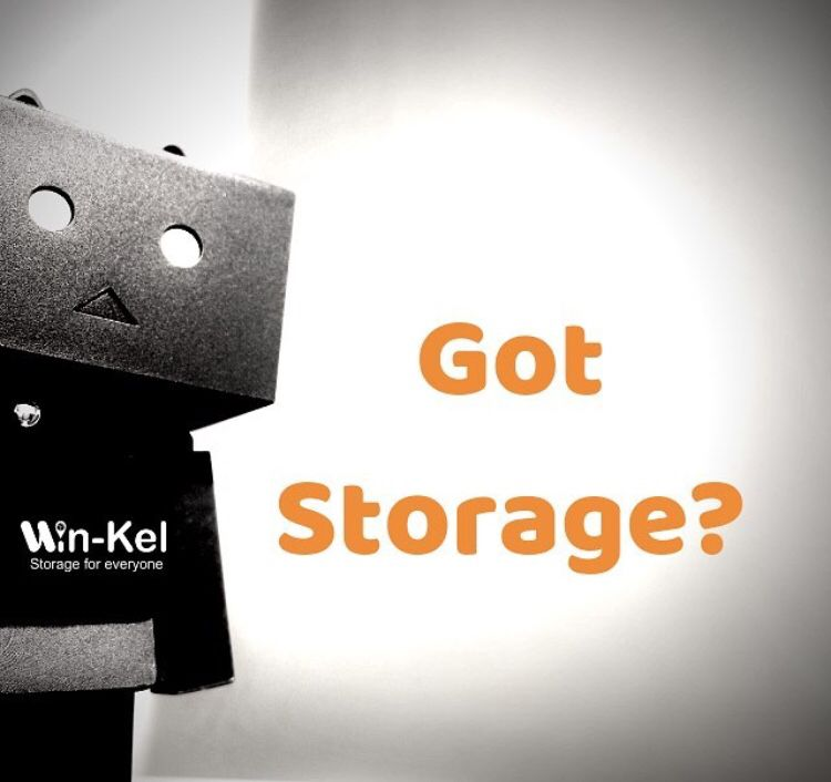Win-Kel can help you with all your storage needs! Download